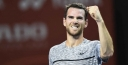 ADRIAN MANNARINO SCORES HIS BIGGEST CAREER WIN AFTER BEATING CILIC; TO PLAY GOFFIN IN JAPAN OPEN FINAL thumbnail