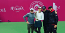 10SBALLS APPLAUDS MARIA SHARAPOVA AND TEAM AS SHE WINS THE TIANJIN OPEN thumbnail