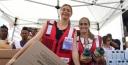 TENNIS STARS MONICA PUIG AND MARIA SHARAPOVA DONATE TIME AND MONEY TO AID PUERTO RICO • YOU CAN DONATE TOO thumbnail