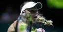 WTA TENNIS LADIES YEAR END CHAMPIONSHIPS • WOZNIACKI VS. PLISKOVA SINGAPORE RECAP thumbnail