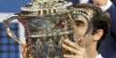 SWISS TENNIS STAR ROGER FEDERER TRIUMPHS IN BASEL • LEAVES DEL POTRO WITH WORK TO DO FOR NITTO ATP WORLD TOUR FINALS BERTH thumbnail