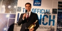 ROGER FEDERER BAGS THREE MORE MOET CHAMPAGNE ATP YEAR-END AWARDS, SHAPOVALOV AND BRYAN BROTHERS ALSO HONORED thumbnail