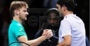 Tennis News •  Upset City • Nitto ATP Finals In London Takes Another Turn As Goffin Stuns Federer thumbnail