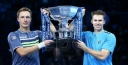LONDON • 02 ARENA • DUBS • KONTINEN & PEERS GO BACK-TO-BACK WITH ANOTHER ATP FINALS DOUBLES TENNIS TITLE • THANK YOU NITTO! thumbnail