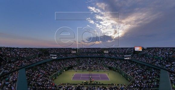 Miami Open tennis tournament