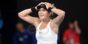 """BELINDA BENCIC UPDATES US AT THE 2018 AUSTRALIAN OPEN TENNIS • """"6 MONTHS AGO I COULDN'T HIT ONE BACKHAND"""" thumbnail"""
