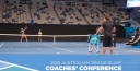CRAIG CIGNARELLI MASTER TENNIS COACH ENLIGHTENS US ON THE RECENT COACHES CONFERENCE IN MELBOURNE thumbnail