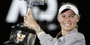 TENNIS • 10SBALLS SHARES PHOTOS FROM THE WOMEN'S FINAL AT THE AUSTRALIAN OPEN 2018 • WOZNIACKI WINS FIRST MAJOR TITLE thumbnail