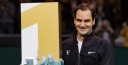 TENNIS NEWS • RETURN OF THE KING • ROGER FEDERER IS THE OLDEST-EVER ATP WORLD NO. 1 thumbnail
