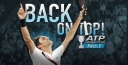 NUMBER ONE AGAIN! ROGER FEDERER INTO ROTTERDAM SEMIFINALS, CLINCHING RETURN TRIP TO TOP OF THE ATP WORLD TENNIS RANKINGS thumbnail
