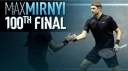 MAX MIRNYI BELARUSIAN TENNIS STAR & OLYMPIAN CELEBRATE NEW YORK HOMECOMING WITH TITLE WIN thumbnail