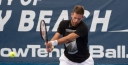 TENNIS10SBALLS REPORTS • DEL POTRO OPENS IN DELRAY BEACH WITH WIN OVER CHARDY, FRITZ OUTLASTS QUERREY thumbnail