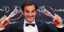 LAUREUS SPORTS AWARDS • ROGER FEDERER IS THE GREATEST LAUREUS ATHLETE OF ALL TIME WITH FIFTH & SIXTH AWARDS thumbnail