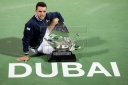 ATP TENNIS NEWS FROM DUBAI • BAUTISTA AGUT WINS FIRST 500-LEVEL EVENT • ROJER/TECAU RETAIN DOUBLES TITLE thumbnail