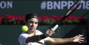 ROGER FEDERER SOARS INTO INDIAN WELLS ROUND OF 16 thumbnail