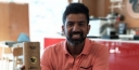 """INTERNATIONAL INDIAN TENNIS STAR ROHAN BOPANNA AND HIS MASTER BLEND COFFEE! """"FLYING SQUIRREL"""" thumbnail"""