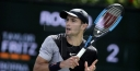 FRITZ LOSES TO CORIC IN A BATTLE @ THE BNP PARIBAS OPEN TENNIS IN INDIAN WELLS thumbnail
