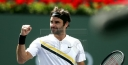 ROGER FEDERER FIGHTS INTO EIGHTH INDIAN WELLS FINAL @ BNP PARIBAS OPEN thumbnail