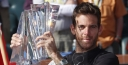 10SBALLS SHARES A PHOTO GALLERY FROM THE MEN'S INDIAN WELLS TENNIS FINAL • DEL POTRO DEFEATS FEDERER thumbnail