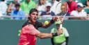 KOKKINAKIS FOLLOWS UP UPSET OF ROGER FEDERER WITH HEATED LOSS TO VERDASCO IN MIAMI OPEN TENNIS thumbnail