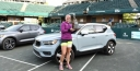 WTA LADIES TENNIS UPDATE FROM CHARLESTON VIA CIGNARELLI'S VOLVO CAR VANTAGE POINT thumbnail