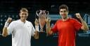 MAX MIRNYI & PHILIPP OSWALD WIN 2018 DOUBLES TENNIS ATP HOUSTON thumbnail