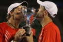 Tennis Twins • Bryan Brothers Turning Back The Clock, On Course For Another Major Title And Number 1 ATP World Ranking thumbnail