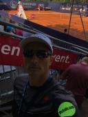 DUSAN VEMIC SENDS A POSTCARD TO TENNIS 10SBALLS FROM WTA TENNIS IN NURNBERG thumbnail