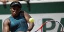 FRENCH OPEN TENNIS 2018 • SLOANE STEPHENS ROUTS RUS IN ROLAND GARROS OPENER & MORE WTA RESULTS thumbnail