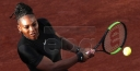 SERENA WILLIAMS RALLIES INTO ROLAND GARROS THIRD ROUND TENNIS IN PARIS thumbnail