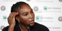 SERENA WILLIAMS PULLS OUT OF ROLAND GARROS | FRENCH OPEN TENNIS • AND THE SHARAPOVA MATCH thumbnail