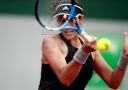 FRENCH OPEN TENNIS • PARIS • ROLAND GARROS LADIES MATCHES (WTA) SHARAPOVA-MUGURUZA AND HALEP-KERBER thumbnail