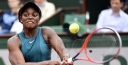 SLOANE STEPHENS SOARS INTO ALL-AMERICAN SEMIFINAL IN PARIS AT THE FRENCH OPEN TENNIS thumbnail