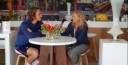 "MICHAELLA ""MISA"" KRAJICEK INTERVIEWS RISING GREEK TENNIS STAR STEFANOS TSITSIPAS thumbnail"