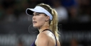 GENIE BOUCHARD AND BRITS MOORE, MURRAY, BURRAGE AND DUNNE HEADLINE OPENING DAY OF NATURE VALLEY CLASSIC • QUALIFYING • FULL ORDER OF PLAY thumbnail