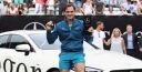 ROGER FEDERER WINS STUTTGART AND A MERCEDES OVER RAONIC, R.F. NEARS TITLE No. 100 WHICH COULD COME AT WIMBLEDON 2018 thumbnail