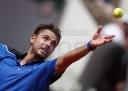 Stan Wawrinka Preaches Patience in Queen's Club 2018 Tennis Return thumbnail