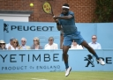 FRANCES TIAFOE INTO FIRST GRASS-COURT QUARTERFINAL AT QUEEN'S CLUB • FEVER-TREE TENNIS thumbnail