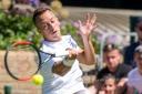 WIMBLEDON TENNIS 2018 • ATP | WTA PHOTO GALLERY FROM 10SBALLS thumbnail
