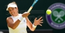WIMBLEDON Ladies Update • Muguruza Moves Forward in Her Title Defense thumbnail