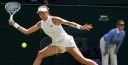Wimbledon's Ladies Defending Champion • Spains Garbine Muguruza Crashes Out Of SW 19 thumbnail