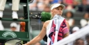 "WIMBLEDON INVADED BY FLYING BUGS • CARO WOZNIACKI REALLY ""BUGGED"" BY THE SITUATION • MOTHER NATURE ALWAYS WINS thumbnail"