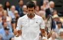TENNIS NEWS FROM LONDON • NOVAK DJOKOVIC EDGES RAFA NADAL, ADVANCES TO FIFTH WIMBLEDON FINAL thumbnail
