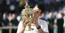 TROPHY PHOTO GALLERY FROM THE WIMBLEDON 2018 TENNIS CHAMPIONSHIPS thumbnail