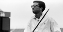 Arthur Ashe, Charlie Pasarell, Donald Dell, Gene Scott – By Jack Fox thumbnail