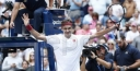 ROGER FEDERER FLIES PAST NICK KYRGIOS, AROUND AT THE NET • INTO FOURTH ROUND OF U.S. OPEN thumbnail