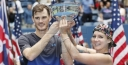 MATTEK-SANDS • JAMIE MURRAY WIN MIXED TITLE BUSY PENULTIMATE DAY AT U.S. OPEN thumbnail