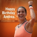 "HAPPY BIRTHDAY TO GERMANY'S TENNIS SUPER STAR ANDREA ""PETKO"" PETKOVIC thumbnail"