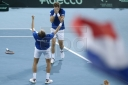 TENNIS • DEFENDING CHAMPION FRANCE BACK IN DAVIS CUP FINAL • UNITED STATES EXTENDS TIE VS. CROATIA thumbnail