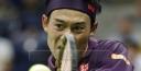 KEI NISHIKORI CHARGES TOWARD TENNIS ATP FINALS IN LONDON thumbnail